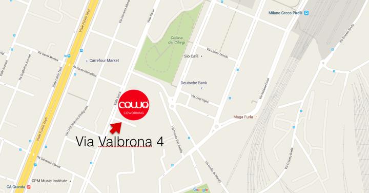 Coworking Milano Bicocca Via Valbrona 4