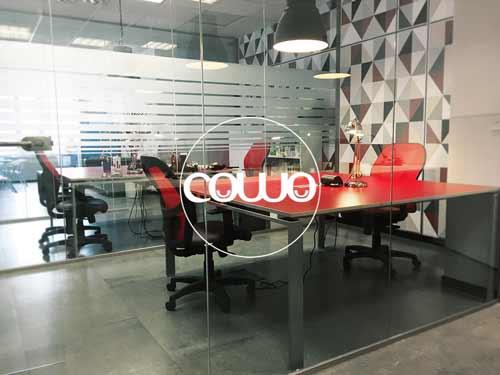 Ufficio condiviso in coworking Cowo a Milano Bicocca