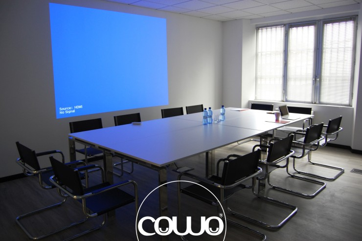 Coworking Milano Bicocca Sala Riunioni