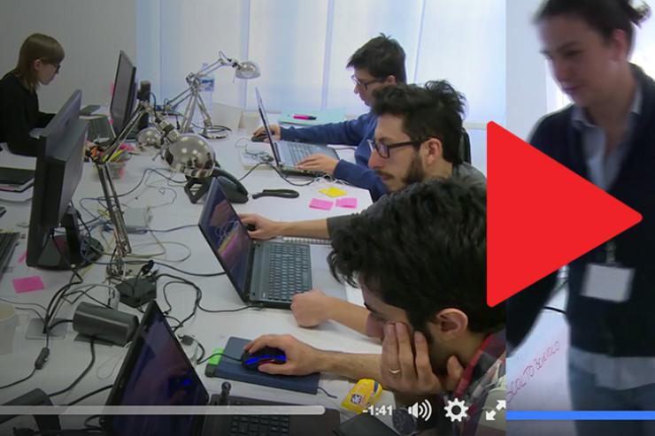 Spazio Coworking Cowo Milano Bicocca